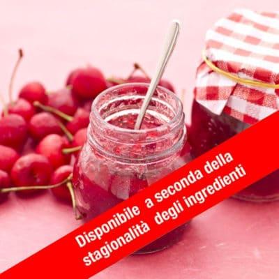 Marmellata di ciliegie Occhiodoro
