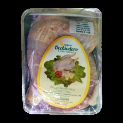 Coscia e sovraccoscia di pollo Occhiodoro